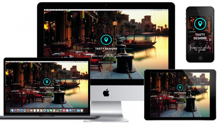 Multi Media Responsive Web Design