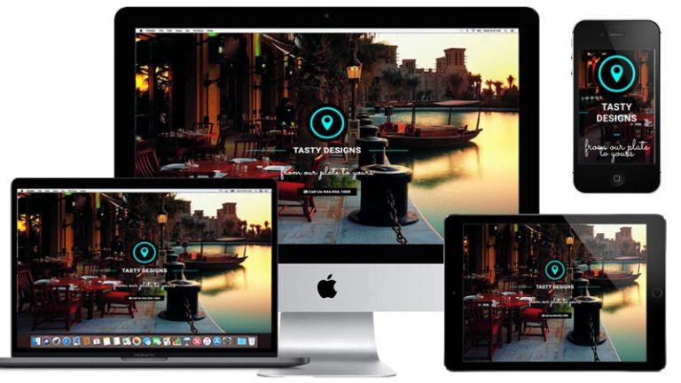 Multi Media Responsive Web Design