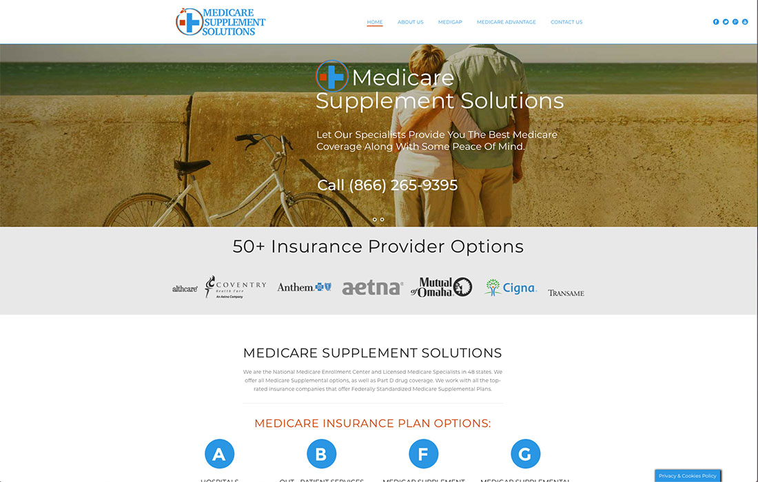 Medicare Supplement Solutions