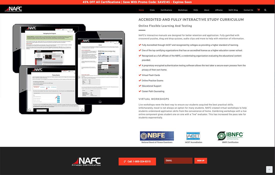 NAFC Online