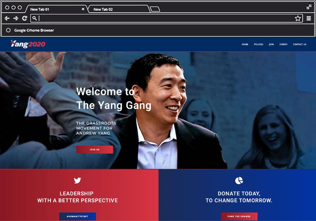 Yang Gang Volunteers